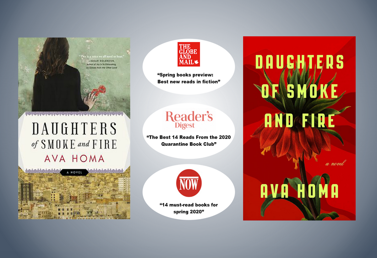 Daughters of Smoke and Fire: An authentic literary Kurdish voice